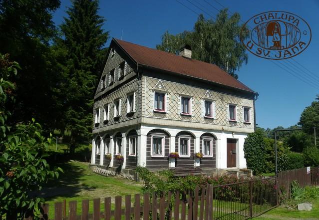 chata u svatého Jana